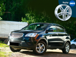 SSANGYONG Actyon SNG10