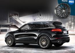 Porsche Cayenne PR11