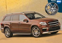 Mercedes-benz GL MR67