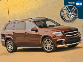 Mercedes-benz GL MR67