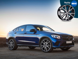 Mercedes-benz GLC Coupe MR197