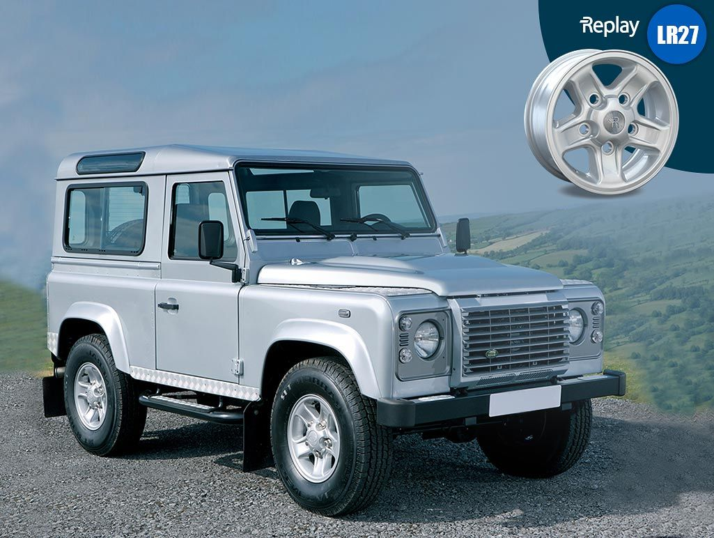 Land Rover Defender LR27