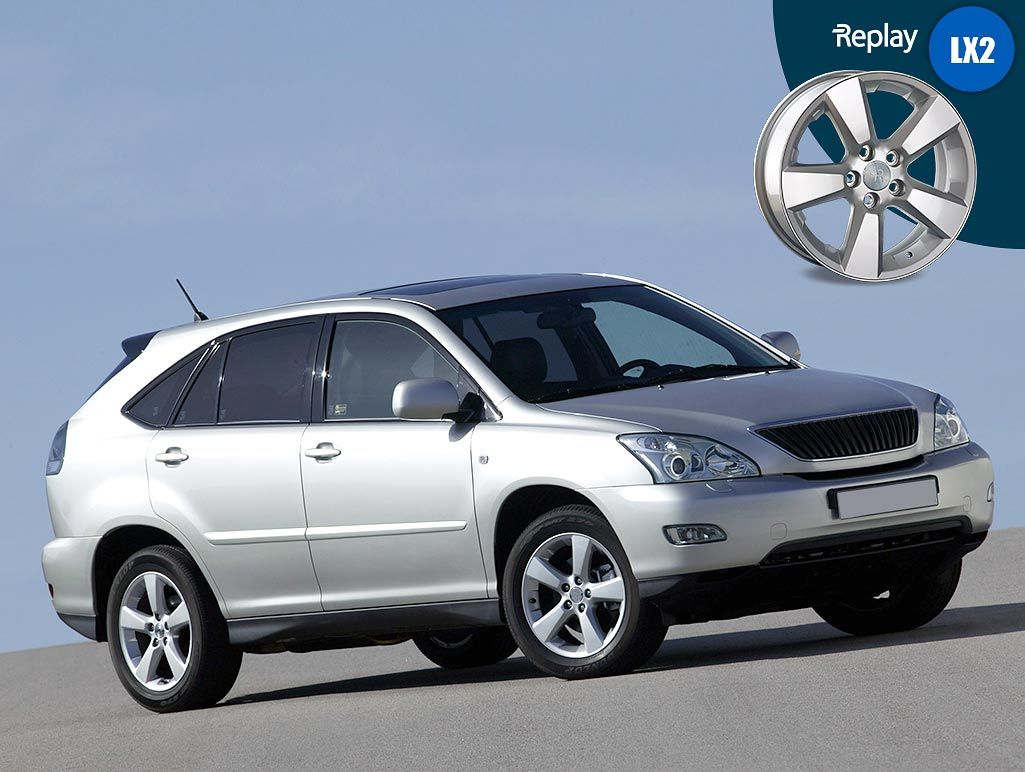 Lexus RX LX2