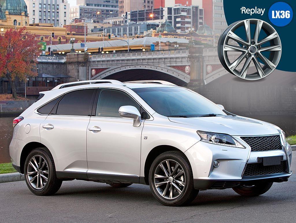 Lexus RX LX36