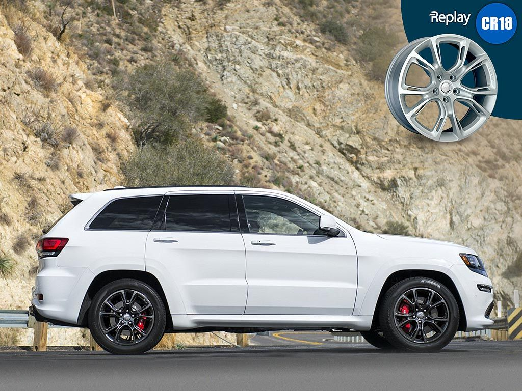 Jeep Grand Cherokee CR18