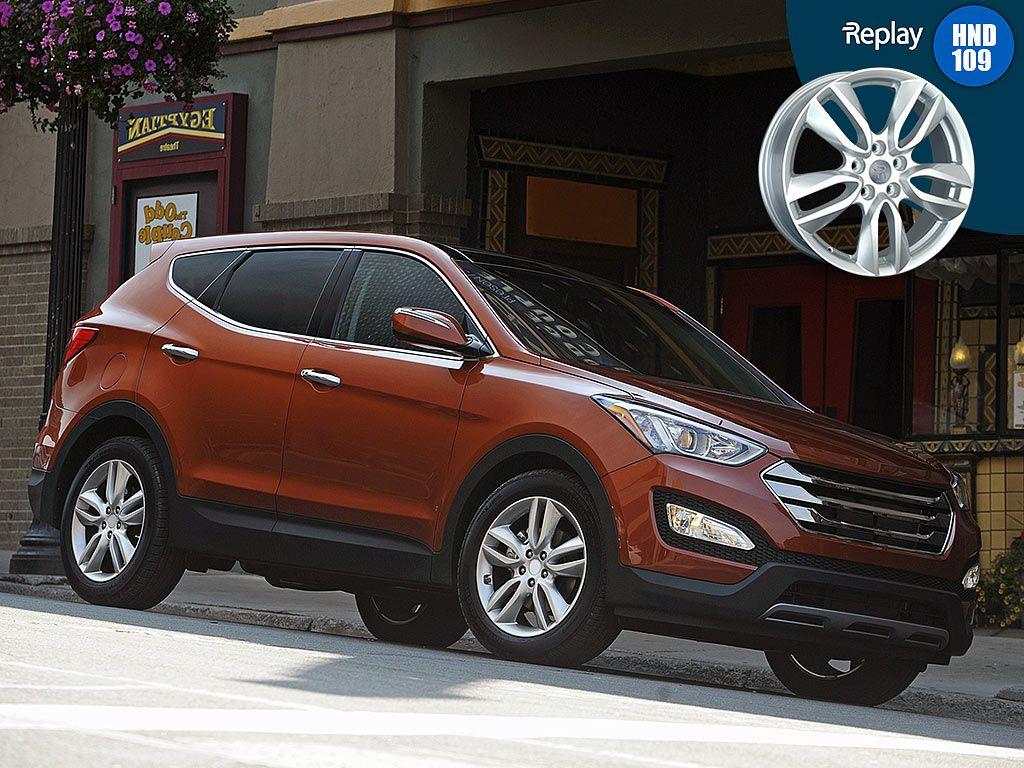 Hyundai Santa Fe HND109