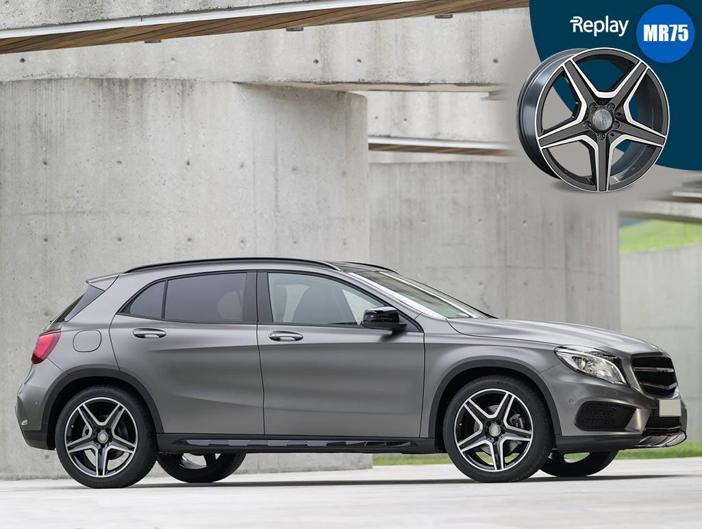 Mercedes Benz GLA MR75