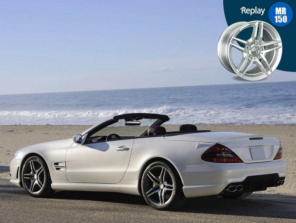Mercedes-benz SL65 AMG MR150