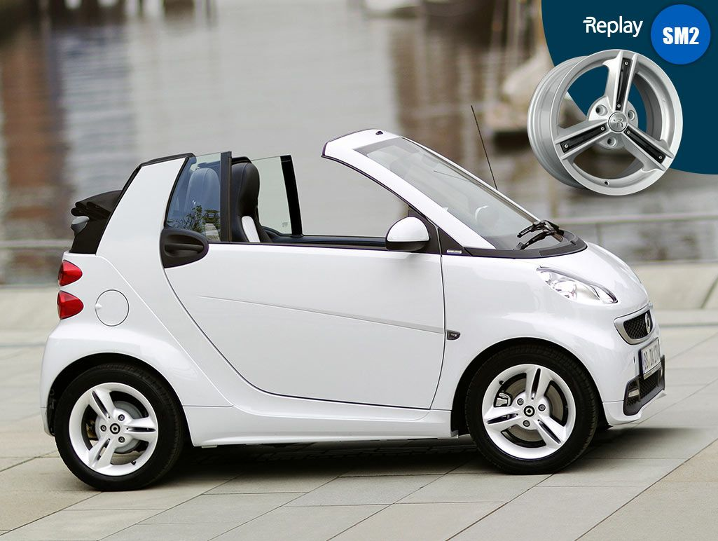 Smart Fortwo SM2