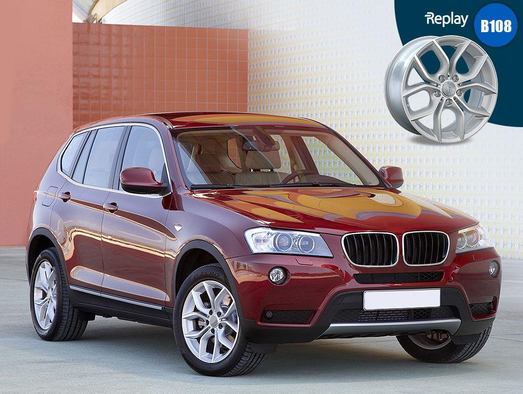 BMW X3 B108