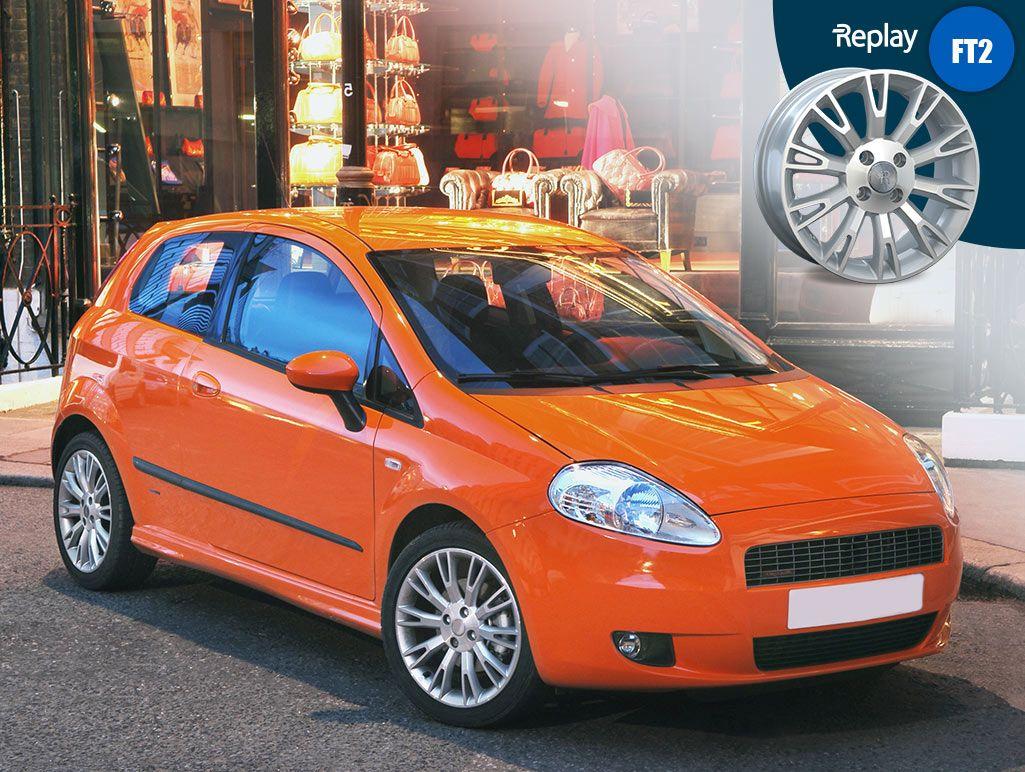 Fiat Grande Punto FT2