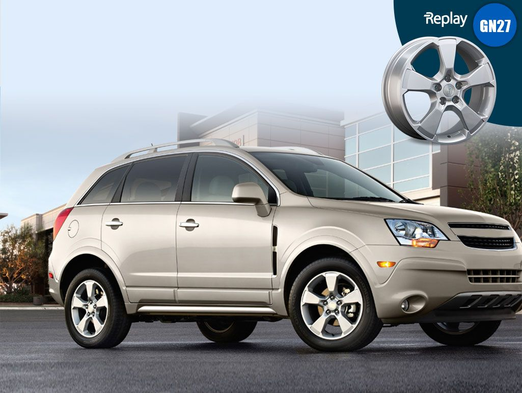 Chevrolet Captiva GN27