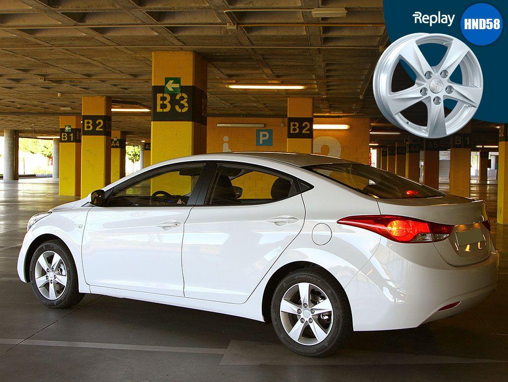 Hyundai ELANTRA HND58