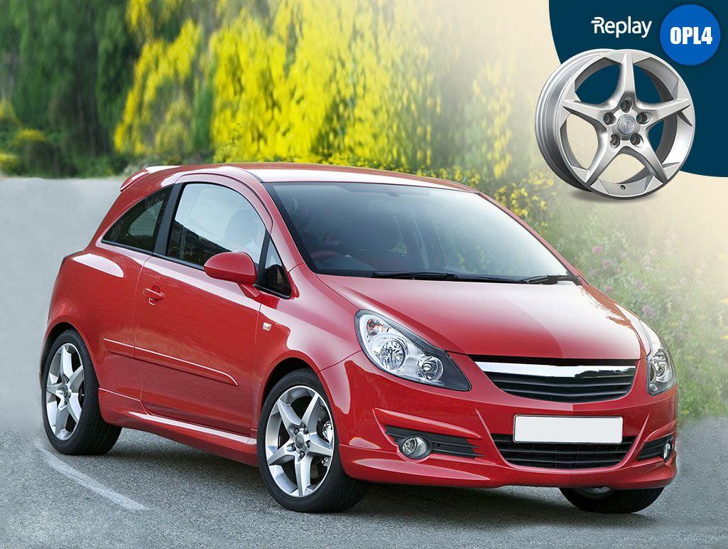 Opel Corsa OPL4
