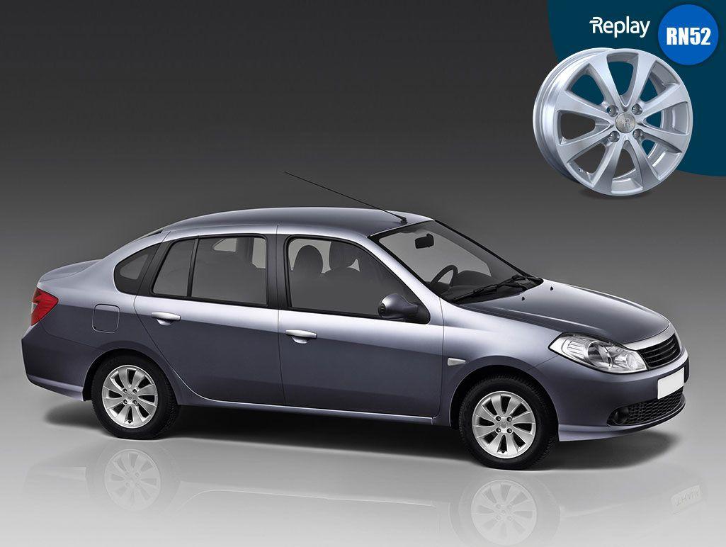 Renault Symbol RN52